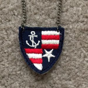 Vintage Handmade Nautical Necklace